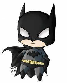 Batman Chibi #Batman | DC + Marvel (☆^ー^☆) | Pinterest ...