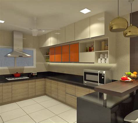 Images Of Kitchen Interiors by 3d Kitchen Interior Design Residential Interior