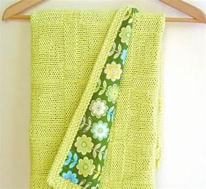 Knitting pattern Baby Blanket Easy Beginner Baby Blanket