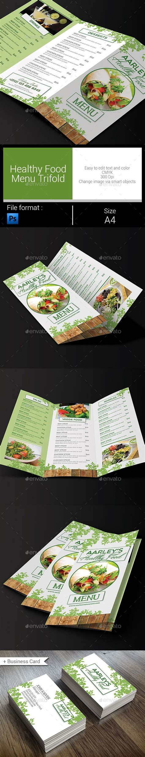 Best menus of virginia beach. well done. the colors unite the menu and the information ...