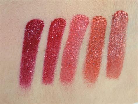 L'oreal La Palette Lip Review & Swatches