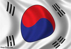 Graafix!: Wallpaper Flag of South Korea