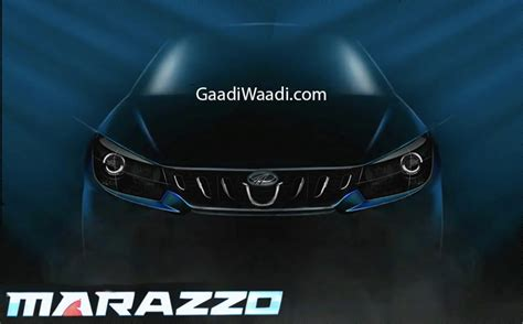 mahindra marazzo     upcoming mpv
