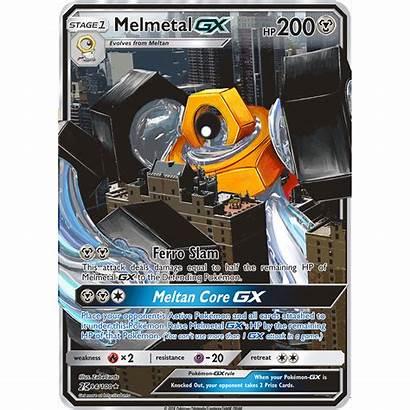 Melmetal Gx Break Pokemon Cards Regular