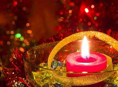 Candle Holiday Festive Backgrounds Christmas Background Illustration