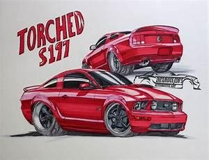 GT | Infamous Jims Auto Art - Sketches, Designs, Fine Art