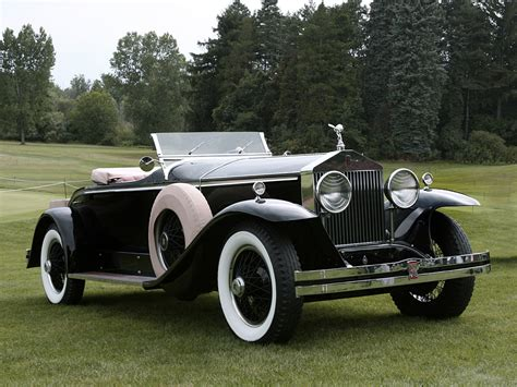 roll royce 1926 1931 rolls royce springfield phantom i supercars