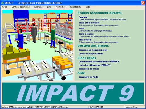 logiciel implantation cuisine impact qlio annecy transfert