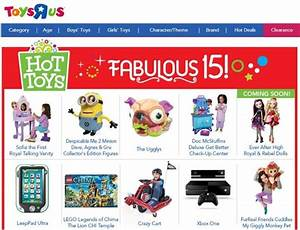 "Xbox One Is The Only Game Console Listed In Toys ""R"" Us ..."