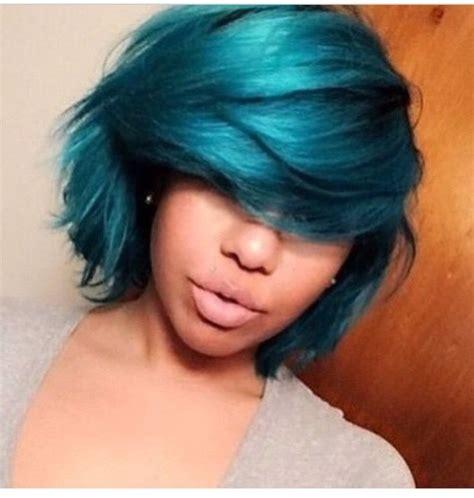 aqua hair color aqua hair color black hairstyles hair
