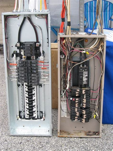 breaker box   electric