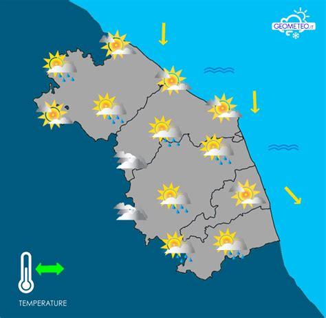 Meteo Porto Recanati Domani by Geometeo Previsioni Meteo Marche