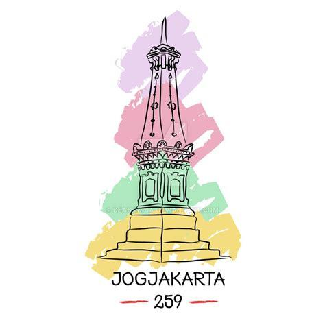 Jogja Tugu By 240419 yogyakarta by deanadhia on deviantart