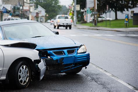 6 Common Types Of Car Accidents