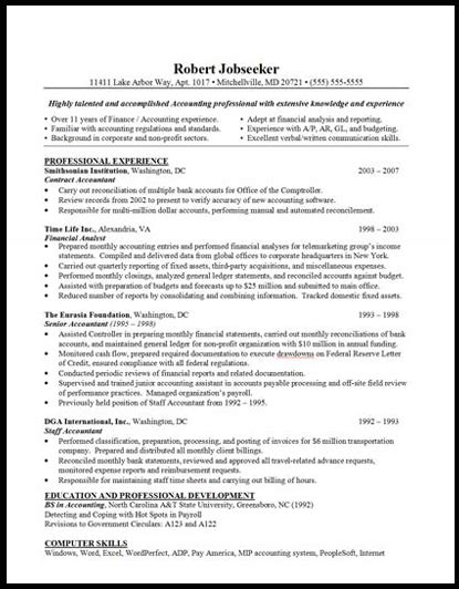 best photos of basic resume sle 2012 best