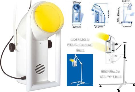 bioptron light therapy booklet bioptron 2 light therapy uk