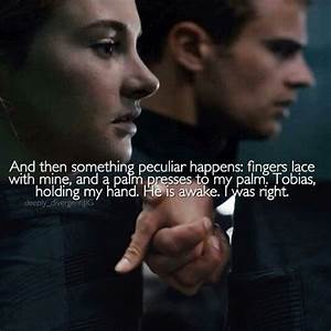 Tris & Tobias | Divergent | Pinterest | My mom, He is and Mom