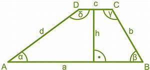 Parallelogramm Seiten Berechnen : fl cheninhalt und umfang von trapezen online lernen ~ Themetempest.com Abrechnung