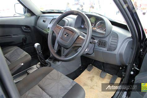 Gambar Mobil Gambar Mobiltata Xenon by Interior Tata Xenon Rx Up