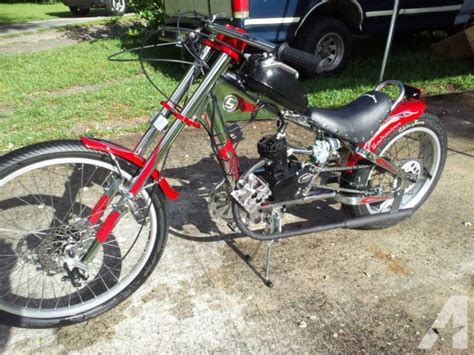 schwinn occ chopper gas motor powered bicycle  sale