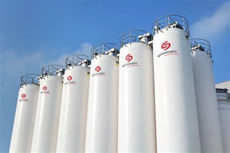 grp outdoor silos spiromatic