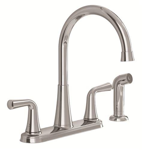 standard kitchen sink faucets standard 9089501 002 angeline two handle kitchen