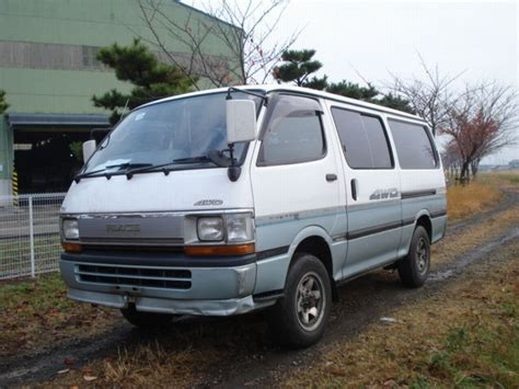 toyota hiace van super gl long    sale