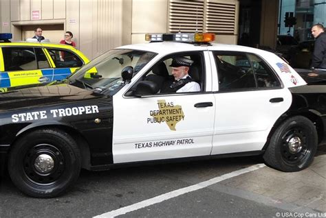Former Us Police Force Cars Now On Sale In The Uk