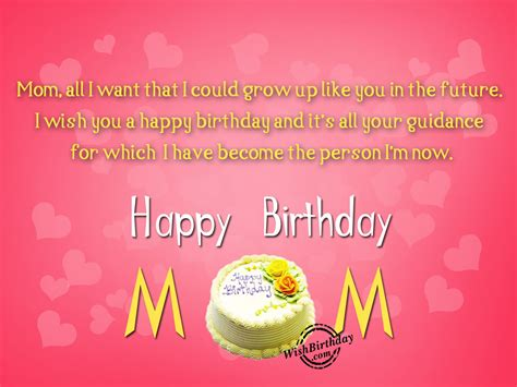 Maybe you would like to learn more about one of these? Birthday Wishes For Mother - Birthday Images, Pictures