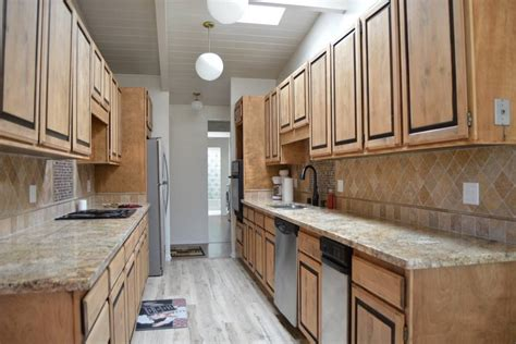 granite kitchen flooring bright newly updated eichler home houses for rent in 1294