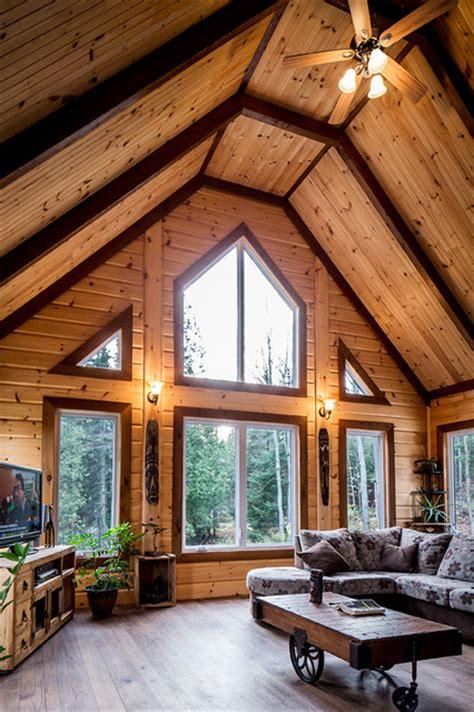 log home interior walls log home interiors traditional charlotte by timber block homes