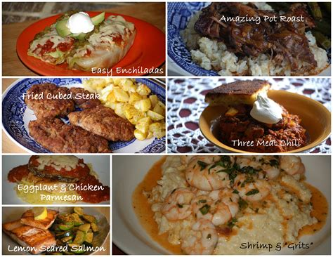 Main Dishes List Main Dish Recipes With Ingredients