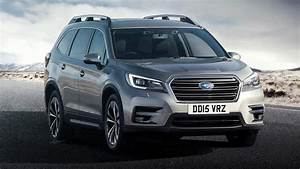2019 Subaru Forester Redesign, First Spy Shots, Release