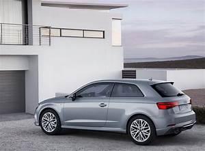 Audi A3 Berline 2016 : audi a3 2016 les prix des nouvelles a3 a3 sportback et a3 berline photo 3 l 39 argus ~ Gottalentnigeria.com Avis de Voitures
