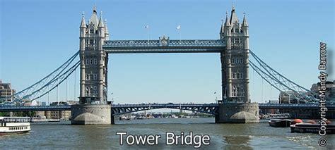 facts  tower bridge   tower  london