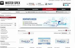 Mister Spex Rechnung : super naschkatze 80 ~ Themetempest.com Abrechnung