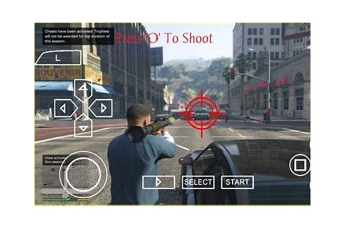 cara download gta 5 ppsspp gold