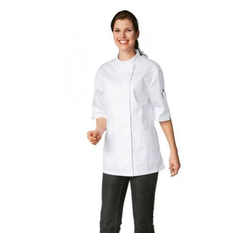 veste de cuisine femme bragard veste de cuisine femme manches courtes bragard verana