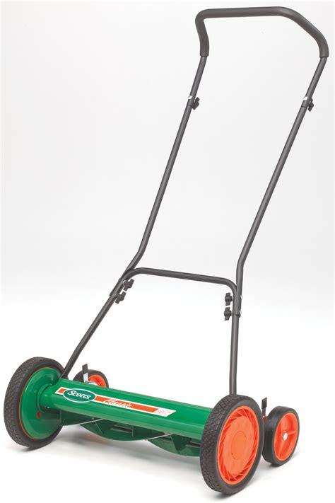 american lawn mower scotts classic  push reel mower ebay