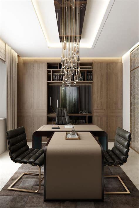 ceo office design architectural rendering archicgi