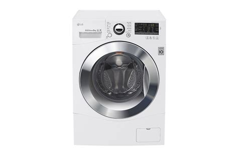 8kg 6 Motion Direct Drive Front Load Washer