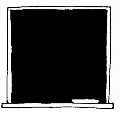 Chalkboard Clip Clipart Blackboard Chalk Slate Board