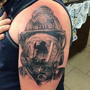 Tribal Firefighter Tattoo | www.pixshark.com - Images ...
