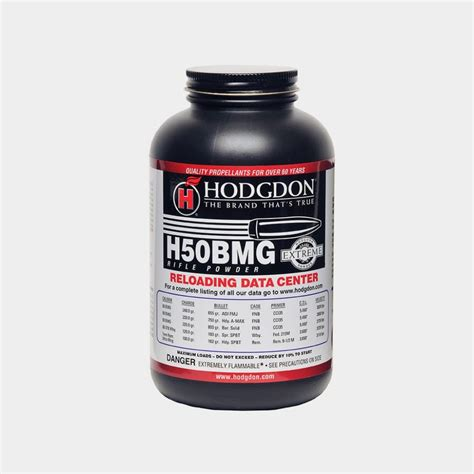 50 Bmg Powder by Hodgdon H50bmg 1lb Hod 50mg1 Cdsg Ltd