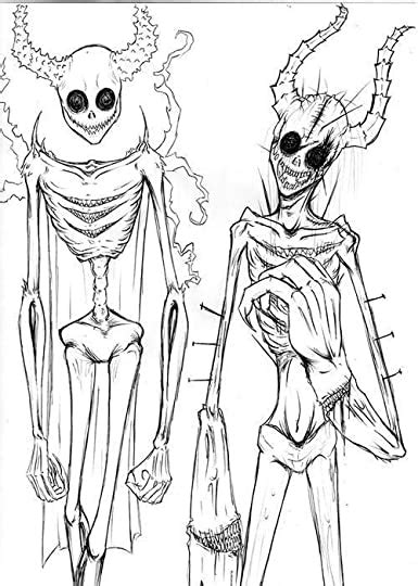 creepypasta rp   character monsters showing