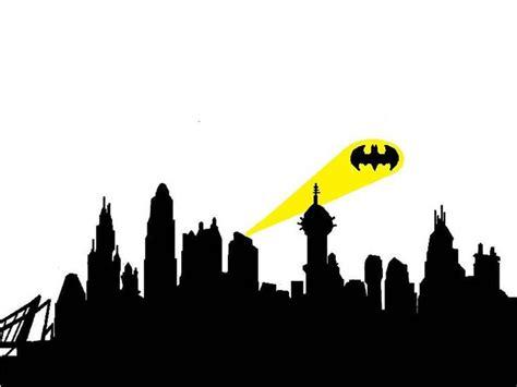 batman gotham city skyline large wall oh baby home ideas and the o jays