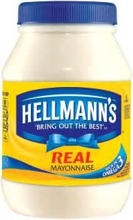 Organic Hellman's Mayonnaise