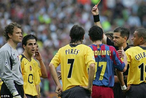 full Match BARCELONA 2-1 ARSENAL -- FINAL UCL 2005-2006 HD : Free Download, Borrow, and Streaming : Internet Archive