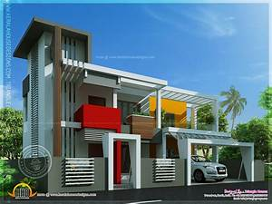 Modern Elevation Of Houses