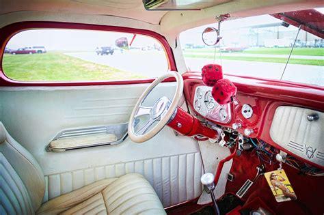 Cars Interior Classic : Bob's Custom Paint & Restoration